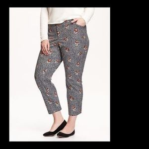 🎉Host Pick🎉Printed pixie pants